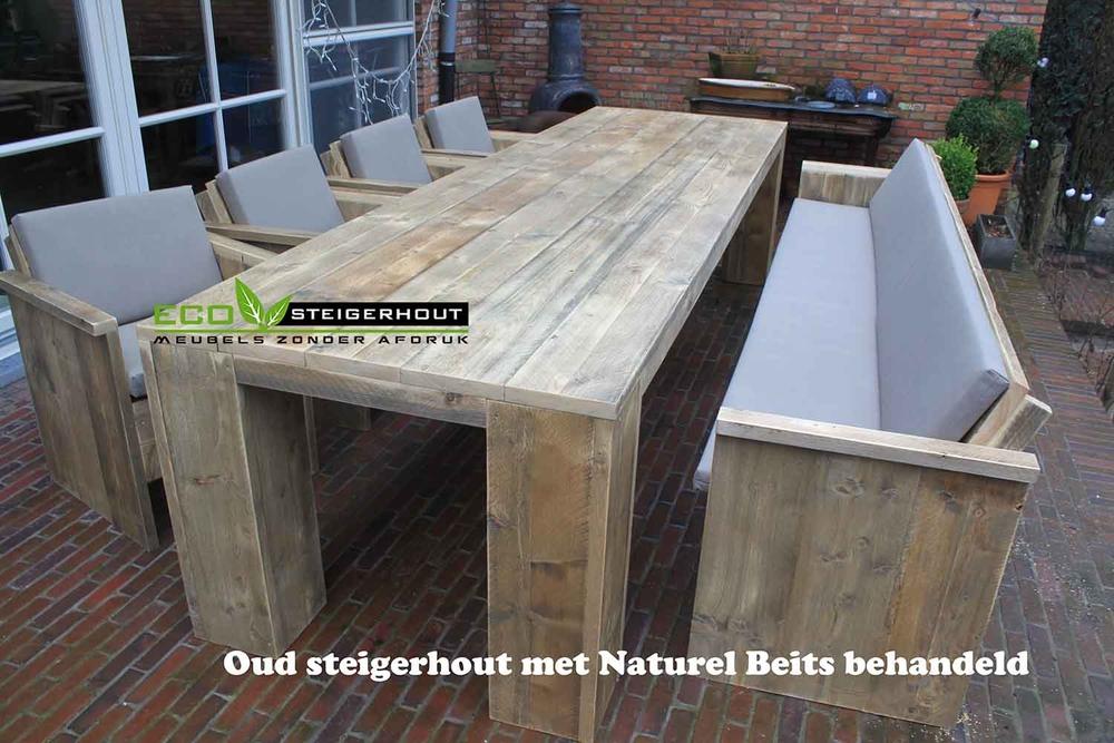 Informatie behandelingen steigerhout eco steigerhout meubels