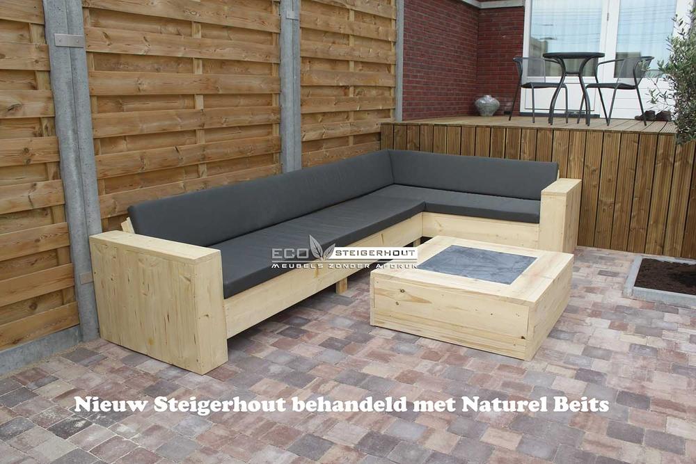 Informatie behandelingen steigerhout eco steigerhout steigerhouten meubels voor de scherpste - Grijze kleur donkerder ...